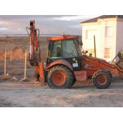 Buldoexcavator Fiat-Hitachi FB 90 de la Sc Valy Srl