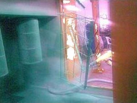 Vopsire in camp electrostatic de la Sc Cara Comimpex 2001 Srl