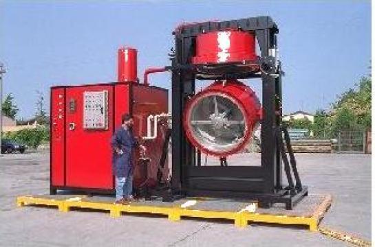 Distilatori pentru reciclarea si recuperarea solventilor