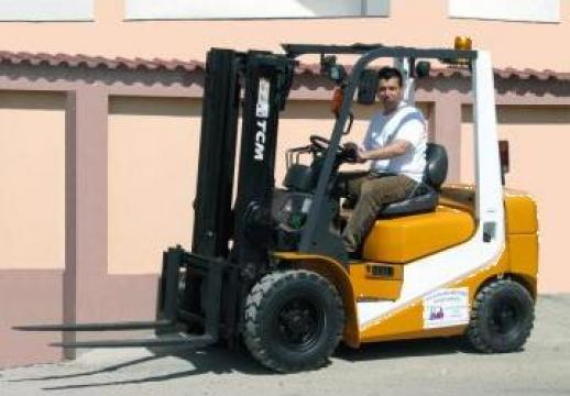 Motostivuitor TCM 2,5 t