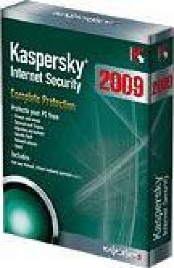 Antivirus Kaspersky Internet Security de la Punkt Net