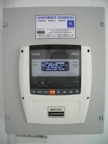 Sisteme monitorizare echipamente frigorifice