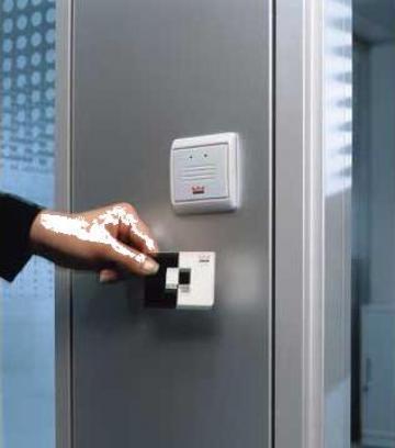 Sistem de control acces si pontaj pe baza de cartela de la Vector Systems