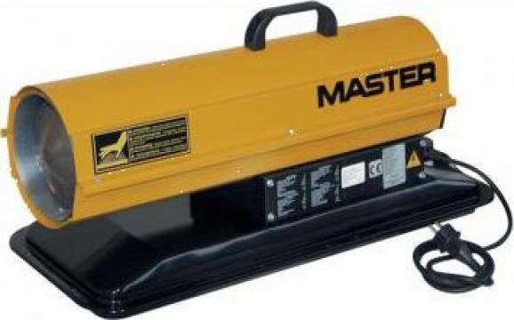 Generator pe motorina ardere directa Master B70CED 20 kw