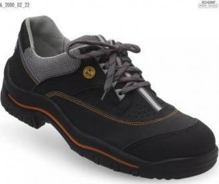 Papuci de protectie antistatici