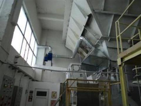 Sisteme de ventilatie de la Clima Design Srl.