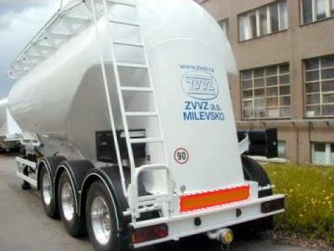 Semiremorca transport ciment ZVVZ NCEA 36 de la Sc Auto Dipe Srl