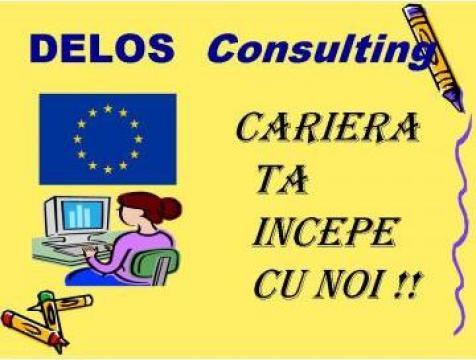 Curs de autocad de la Delos Consulting S.r.l.