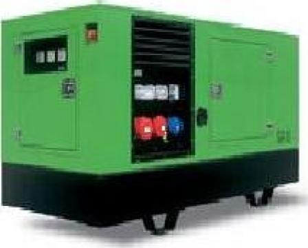Generatoare trifazate 10-30 Kva de la Paldo Group International Sa