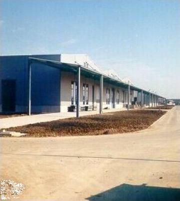 Hale industriale second hand de la Rovi Metalbau