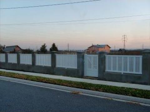 Garduri PVC Arizona de la Spectrum Construct