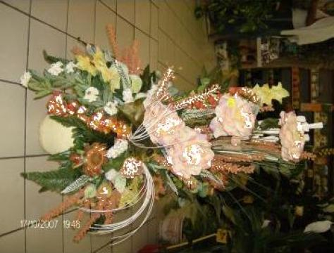 Flori artificiale de la Miraje Garden