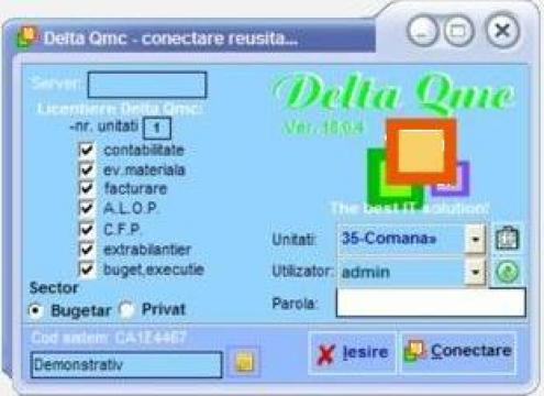 Software contabilitate, contabilitate bugetara - Mondosoft de la Mondosoft
