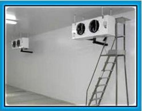 Camere frigorifice - service de la Cetas Climatic Srl