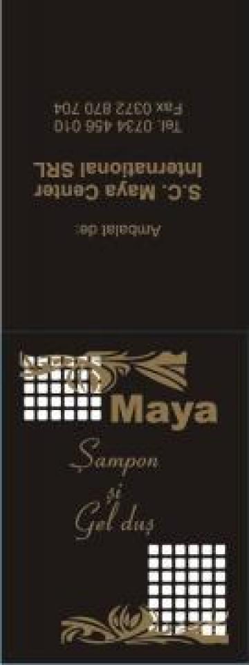 Sampon si sapun hotelier de la Maya Center International