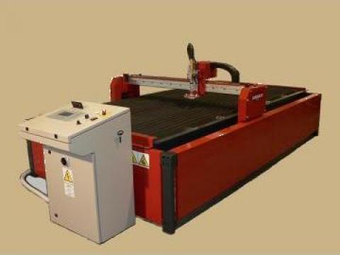 Masini cu plasma si comanda numerica CNC de taiat table