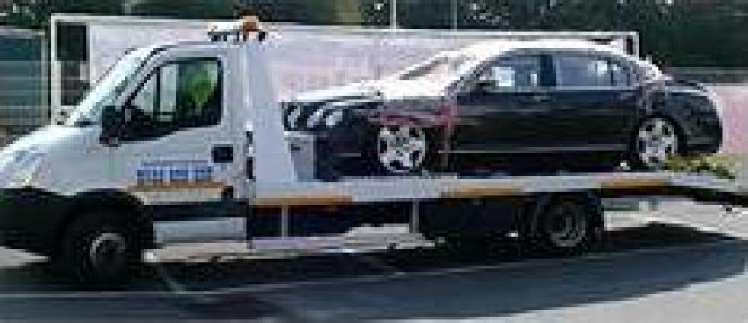Tractare, transport auto intern international, asistenta de la Sc Auto Mili Srl