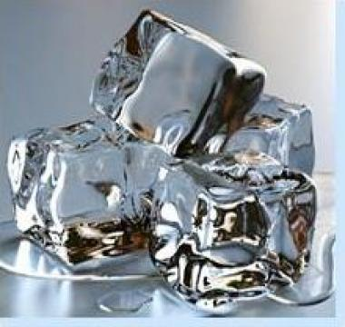 Gheata, cuburi gheata de la Sc Ice Cube Distribution Srl