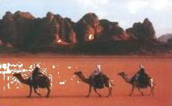 Sejur, cazare Regatul Iordaniei