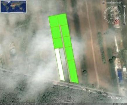 Teren rezidential vis a vis de Padurea Ciorogarla de la Gold Imob Grup