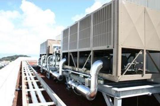 Proiectare si executie instalatii climatizare, ventilatie