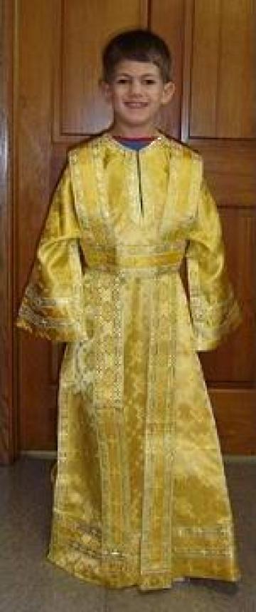 Vesminte preotesti pentru copii ipodiaconi de la Manastirea Sf Stelian