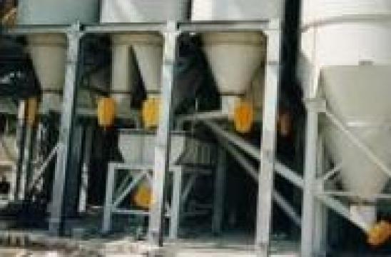 Instalatii preparare hrana animale