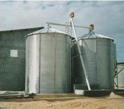 Instalatii stocare si manevrare cereale