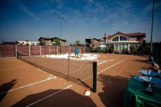 Lectii de tenis