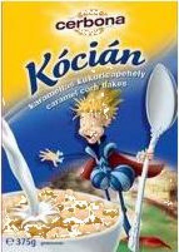 Fulgi de cereale Cerbona de la Viniqum Srl