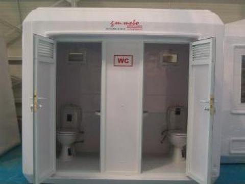 Cabina WC sau dus dubla de la Group M Marketing Co Srl