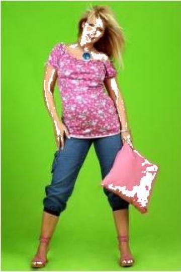 Pantaloni denim gravide de la Mammystic Srl