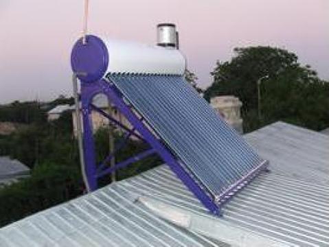 Instalatie solara de la Decostal Srl