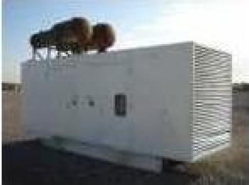 Generator 550 Kva MAN second hand de la Consship International