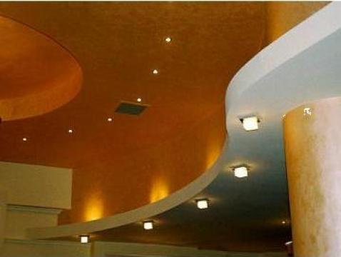 Amenajari interioare si exterioare, acoperisuri si mansarde de la Sc Vasicor Construct Srl