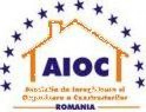 Inregistrare firme de constructii in baza de date AIOC ANC de la Asociatia Nationala A Constructorilor