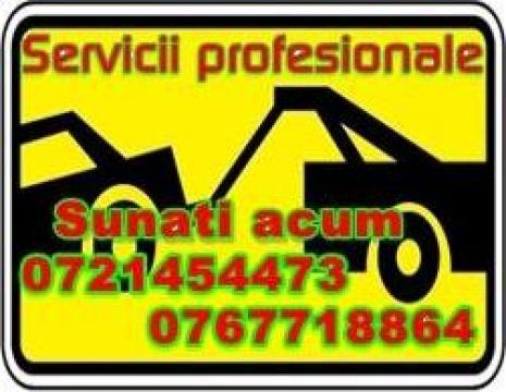 Tractari auto & camioane si service mobil