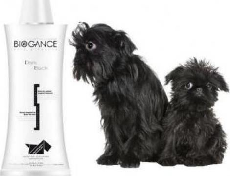 Sampon caini Biogance Dark Black Shampoo - 250 ml de la Pet Paradise Srl