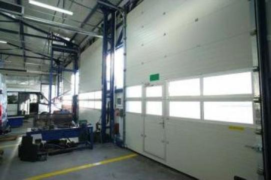 Usi industriale de garaj Constanta