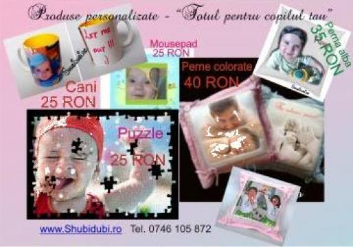 Cadouri personalizate pentu copii si parinti de la K & C New Design