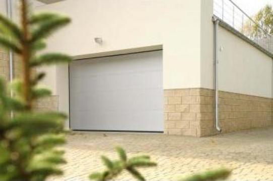 Usi garaj sectionale - manuale de la Gamaterm Design