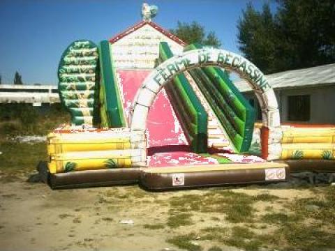 Tobogane gonflabile de la Sc Inflatables Srl