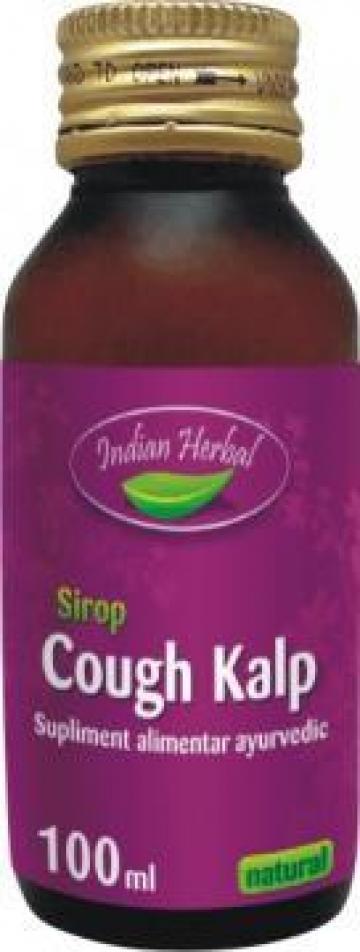 Sirop de tuse Cough Kalp de la Indian Herbal