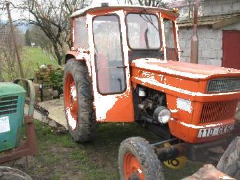 Tractor Fiat 550 de la Sc Let-Con Construct Srl