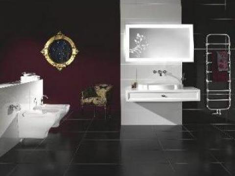 Lavoare cu oglinzi Colectia La Belle - Villeroy&Boch de la S.c. Decovil grup S.r.l.