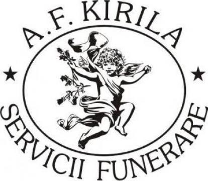 Transport funerar international de la Kirila Erzsebet If