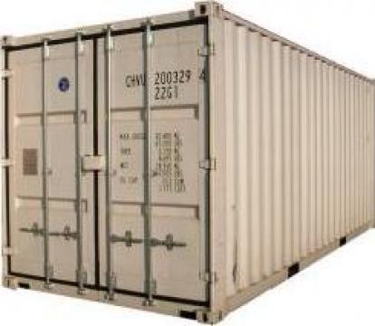 Container depozitare de la Chv Container Ro