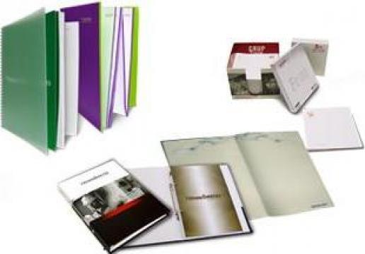 Materiale promotionale de la Delroti