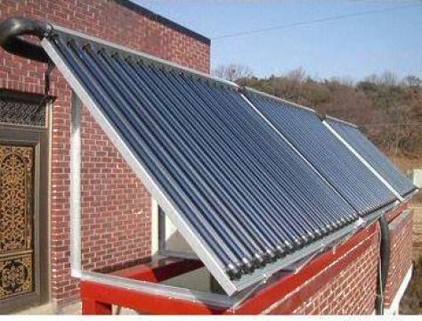 Instalatie solara cu tuburi vidate de la A& O Affaire Concept S.r.l.