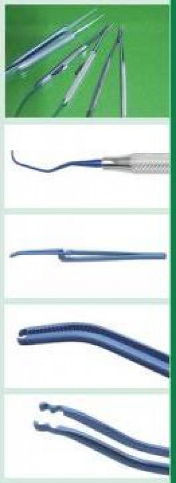 Instrumentar implantologie titan